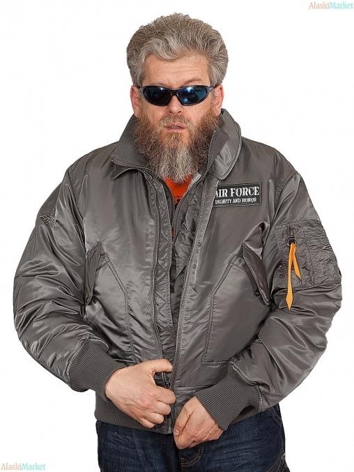 Куртка AIR FORCE GUN GREY/GUN GREY