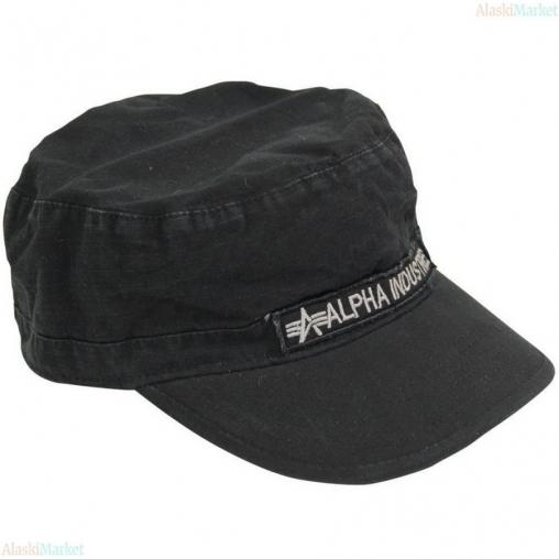 Кепка армейская ARMY HAT BLACK