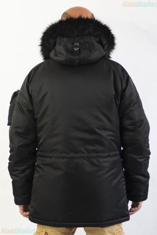 Аляска SAPPORO BLACK/BLACK