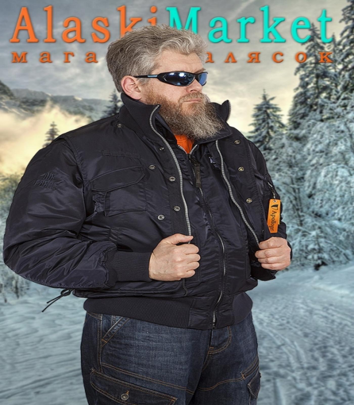Куртка AIR FORCE NIGHT SKY/NIGHT SKY