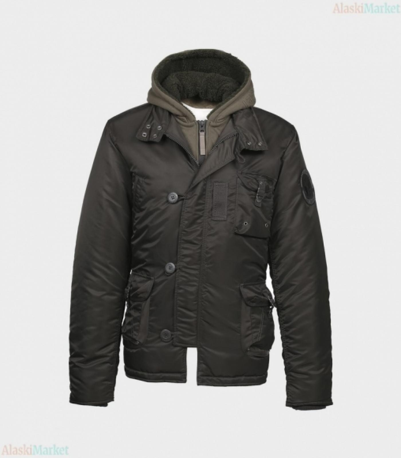 Куртка RANGER OLIVE NIGHT
