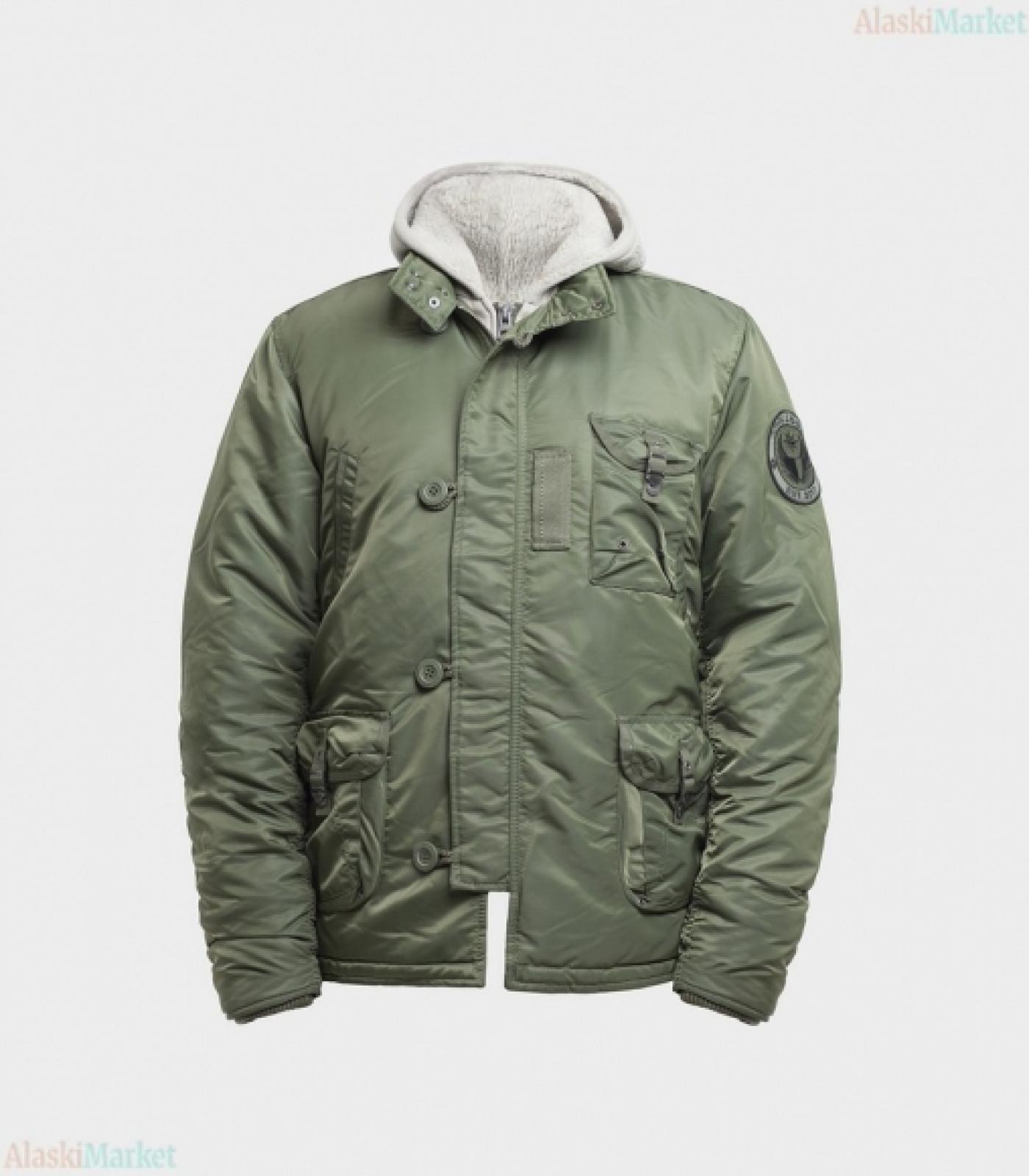 Куртка RANGER BRONZE GREEN/ABBY STONE