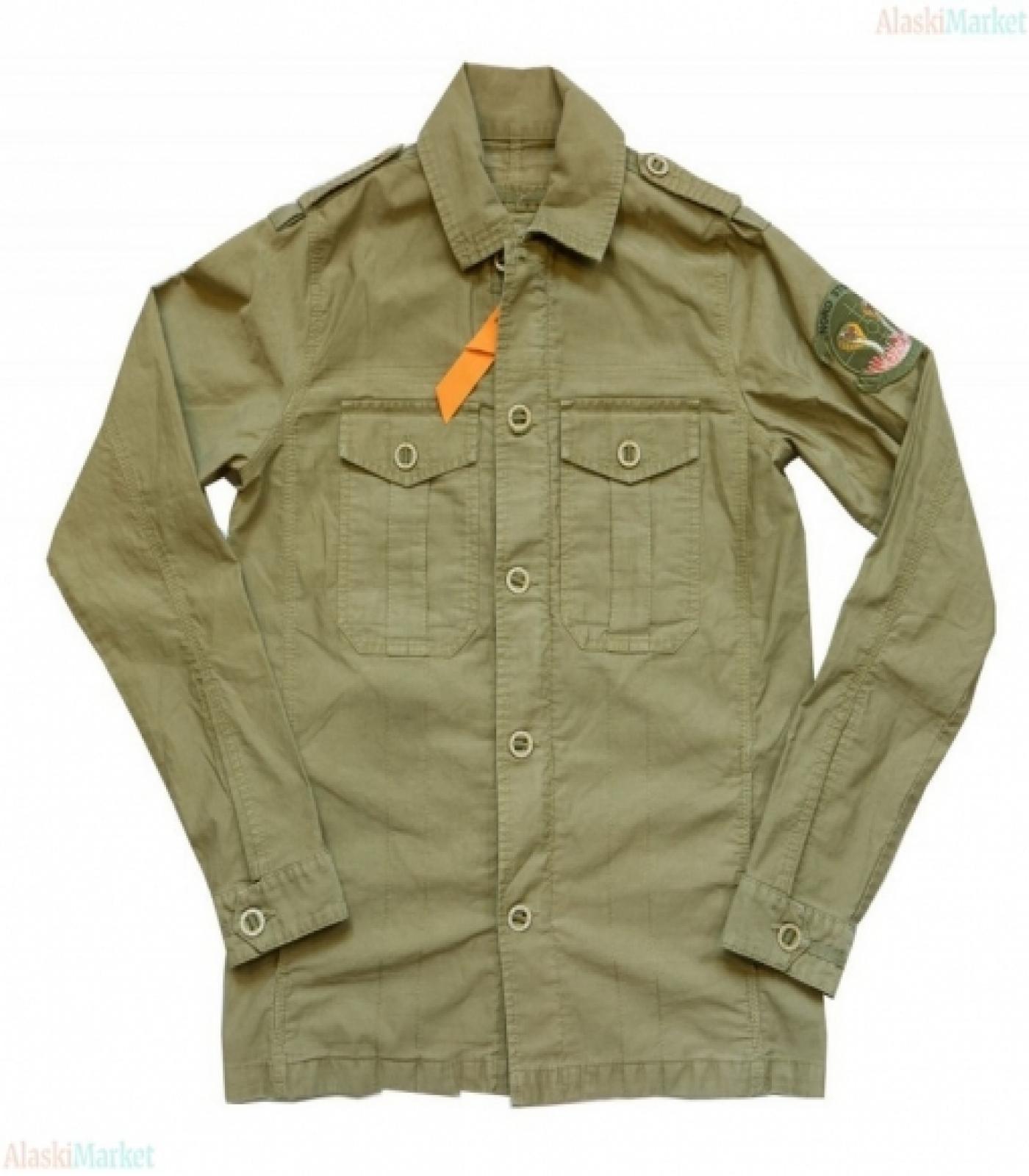 Куртка COBRA KHAKI ANTELOP