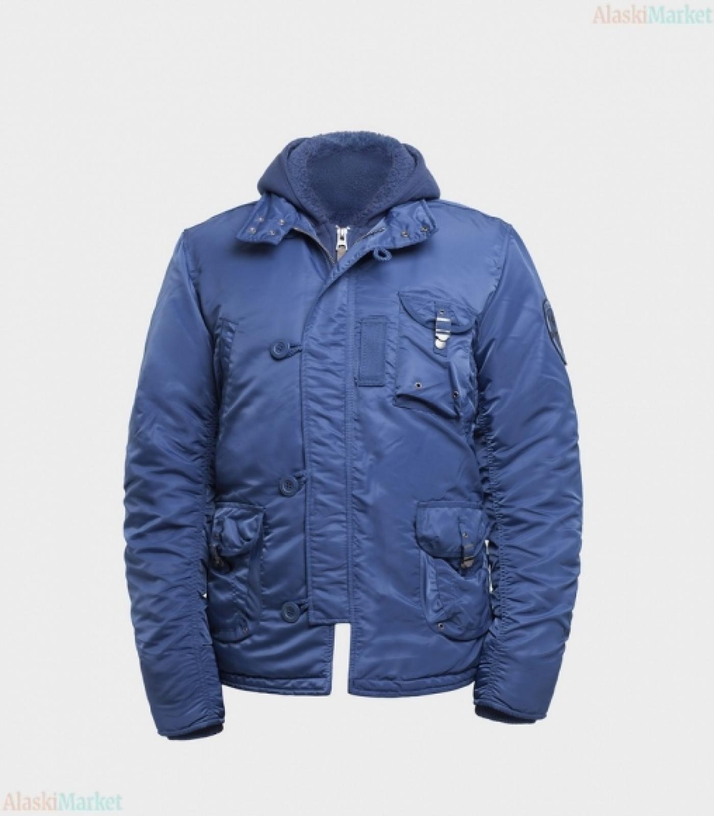 Куртка RANGER BRONZE INSIGNA BLUE